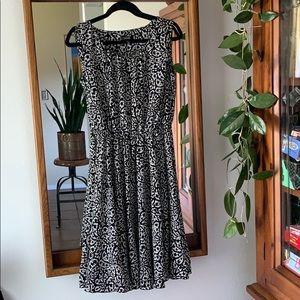 Alfani Size 8 Fit and Flare Dress